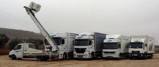 Atance Mudanzas transporte nacional e internacional